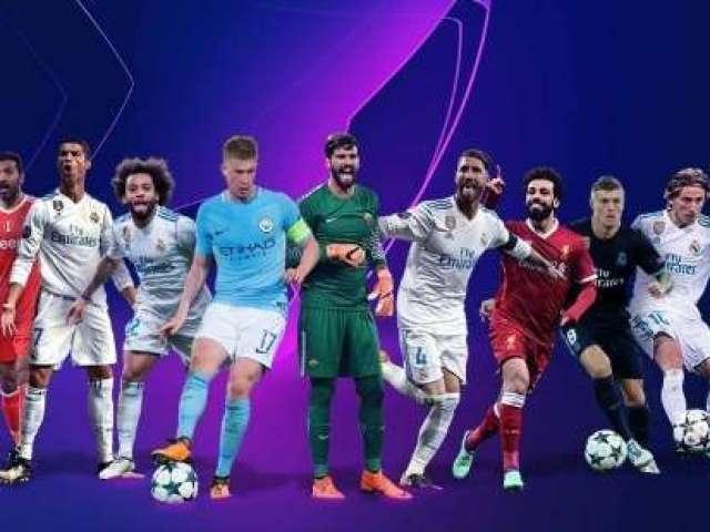Você conhece os jogadores de clubes europeus 2019?