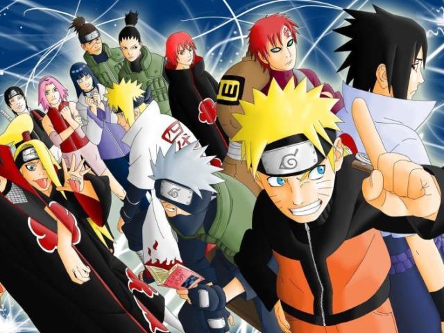 Qual Personagem Você Seria Em Naruto?