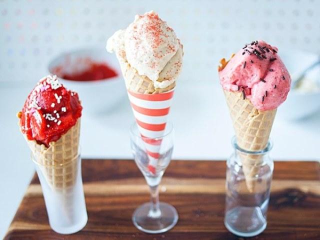Qual sabor de sorvete mais combina com você?