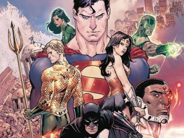 DC Renascimento 2: Um Novo Quiz!