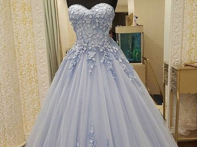 Como será seu vestido de 15?
