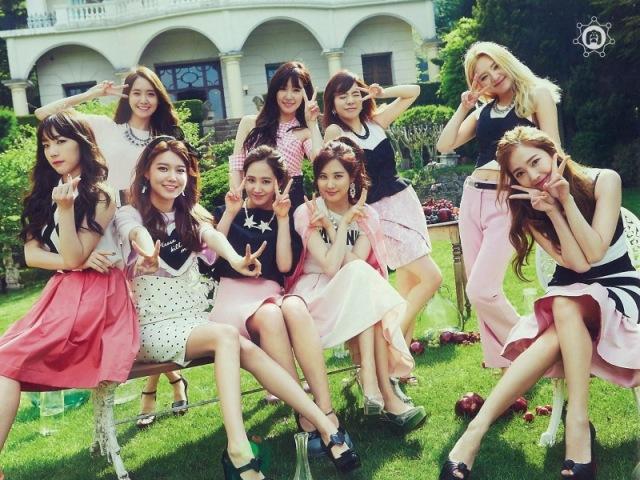 Você realmente conhece o Girls Generation?