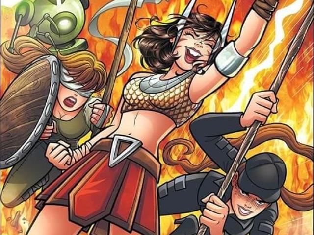 Turma Da Mônica Jovem: Super Saga Do Fim Do Mundo 2