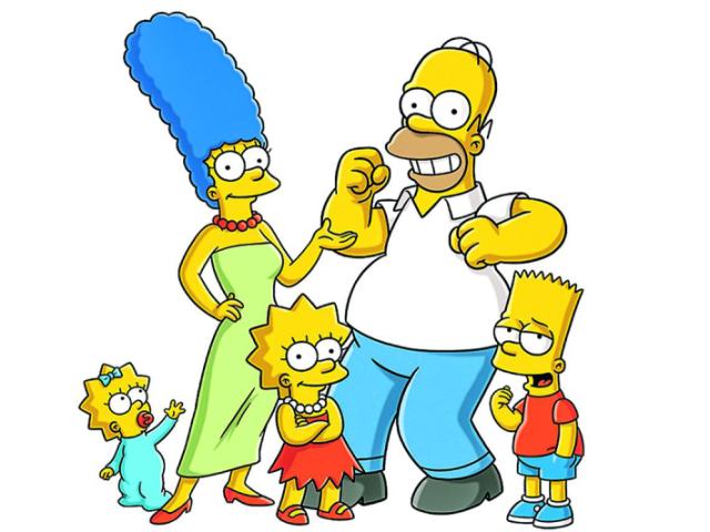 OS SIMPSONS: E aí? Você conhece esta família?