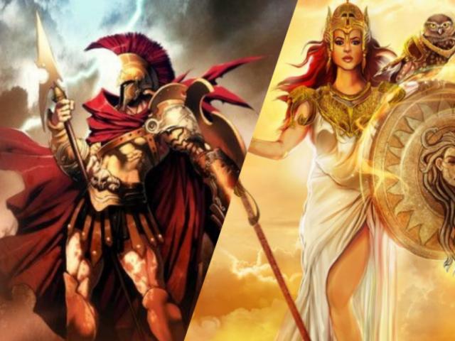 Deuses Gregos, qual você seria?