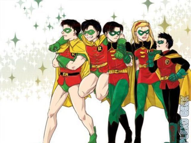 Qual Robin você é?