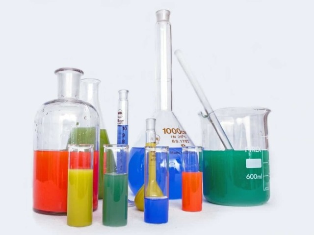 Equilíbrio de Reações Químicas