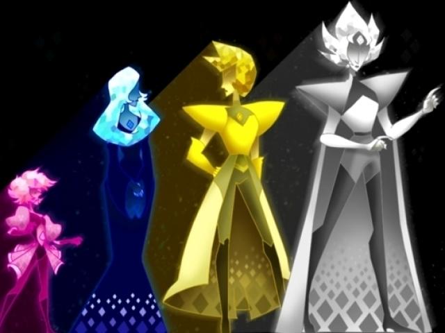 Steven Universo: Qual diamante você seria?