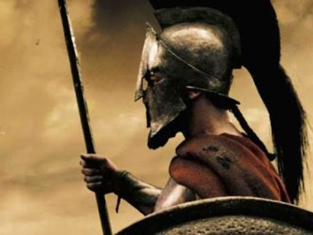Você conhece bem os lendários guerreiros espartanos?