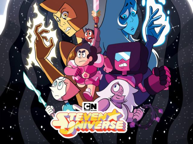 Steven Universo (Teste seu conhecimento)