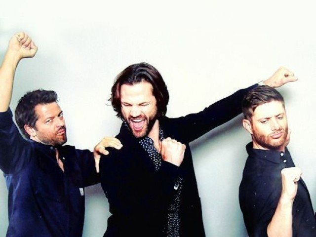 Quem seria você em Supernatural?