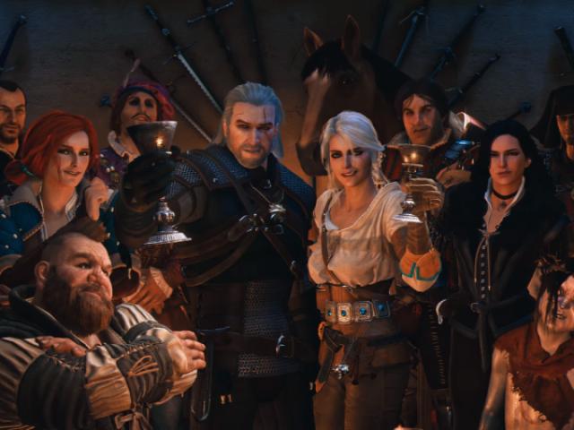 Quem você seria em The Witcher?