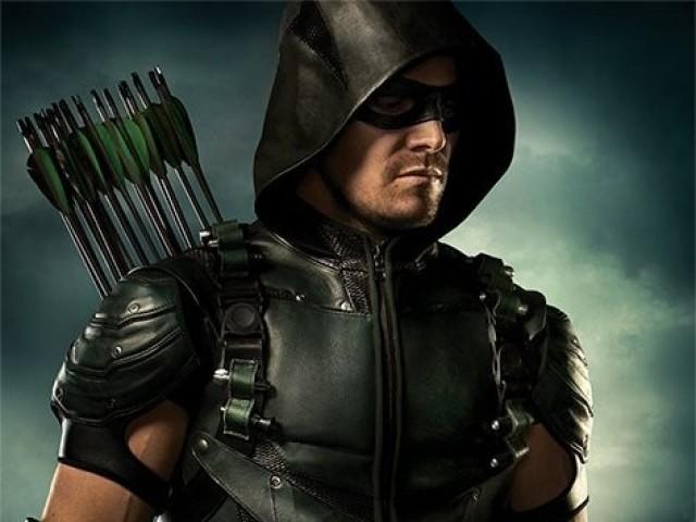 Será que você conhece Arrow (Arqueiro verde)?