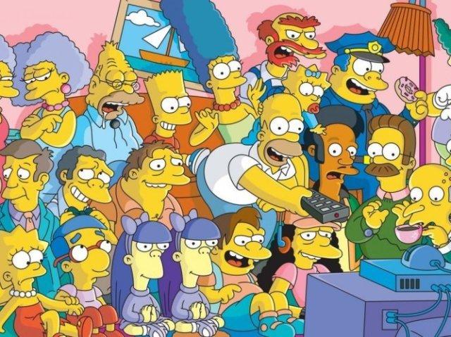 Os Simpsons: Acerte o personagem de acordo com as suas características.