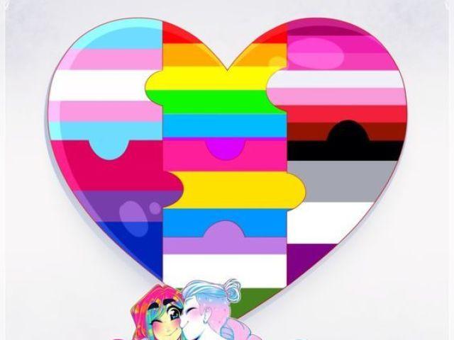 Qual a sua bandeira LGBT+?