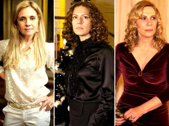 Qual famosa(o) vilã(o) da TV tem a personalidade parecida com a sua?