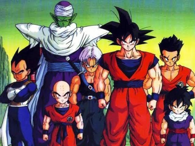 Quiz sobre Dragon Ball: Nível HARD