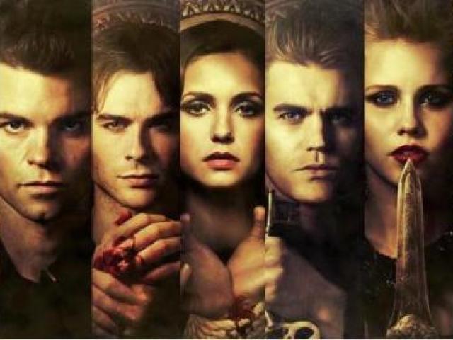 Os 10 melhores casais de The Vampire Diaries (Na minha opnião)