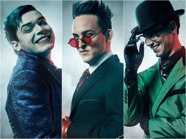 Que vilão de Gotham você seria?