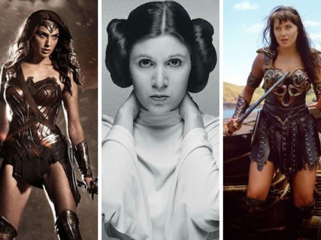 Com qual mulher da ficção você se parece?