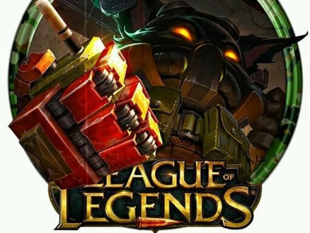 Qual personagem você seria em League of Legends?