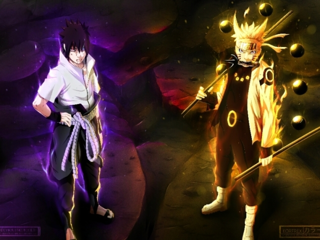 Qual seria seu sangue em Naruto?