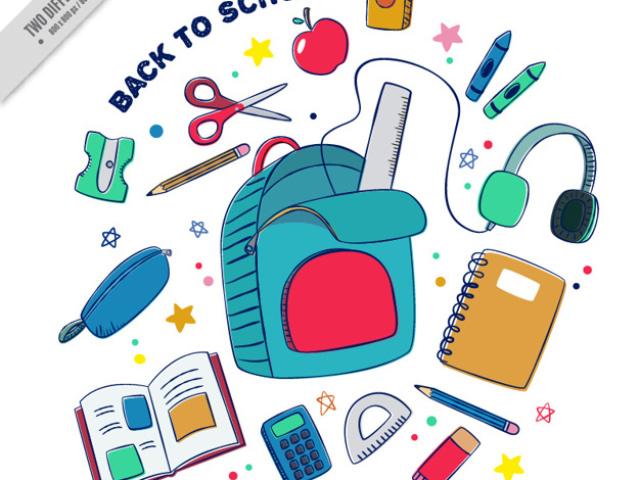Qual o seu Tipo de Material Escolar?