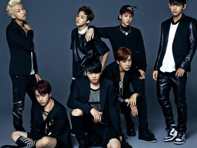 Qual membro do BTS será sua alma gêmea?