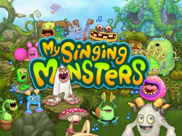 Você conhece My Singing Monsters?