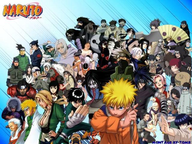 Descubra qual é seu clã de Naruto