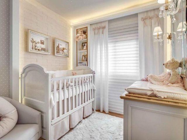 Como será o quarto do seu bebê?