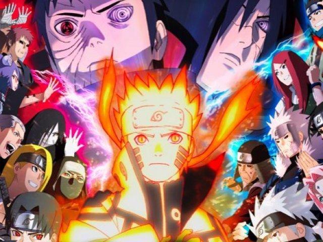 Você realmente é um fã de Naruto?