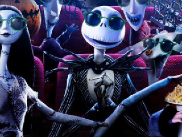 Qual personagem de O Estranho Mundo de Jack você seria?