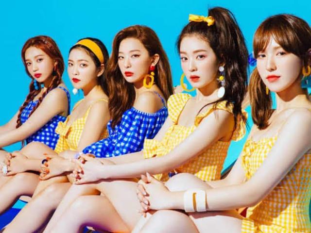 Qual das meninas do Red Velvet seria sua alma gêmea?