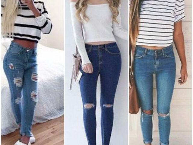 Com qual roupa você deveria ir a escola?