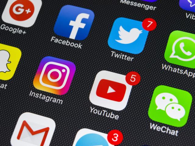 Se você fosse uma rede social, qual você seria?