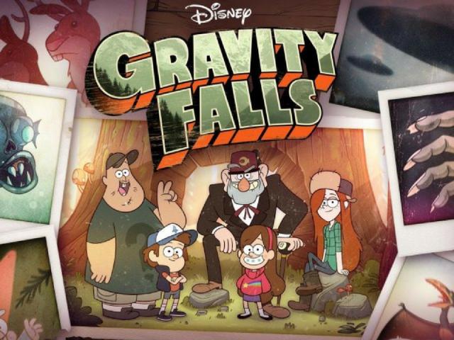 Você Realmente Conhece o Gravity Falls?