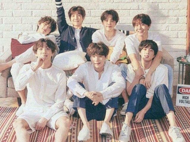 BTS: Quem é o membro?