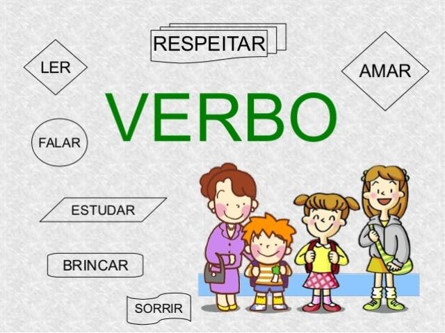 Teste seu conhecimento sobre os verbos.