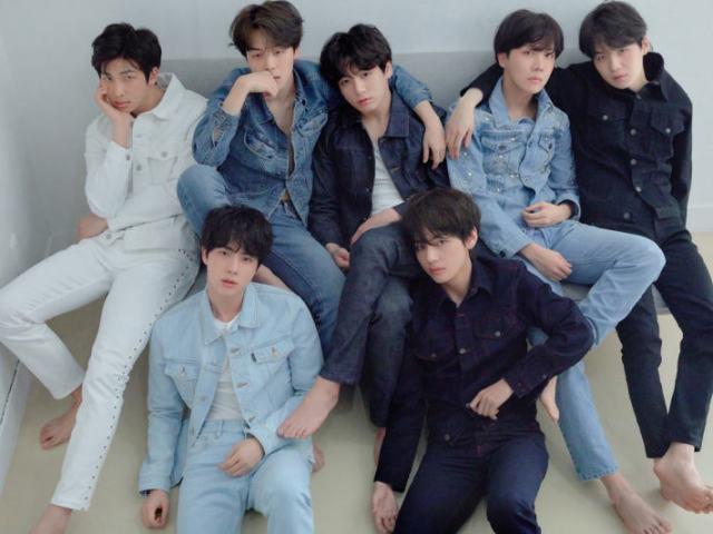 Você conhece os meninos do BTS?