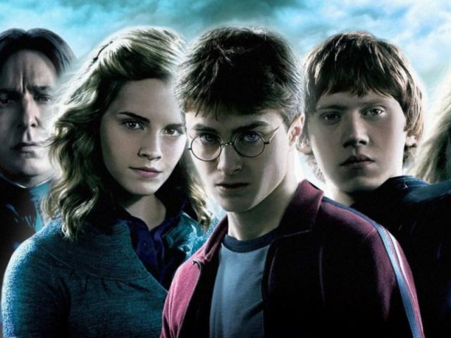 Harry Potter e todas as sagas