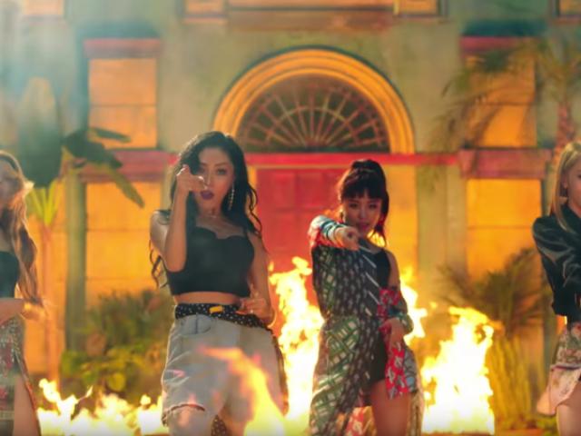 Tente acertar o MV de K-Pop!