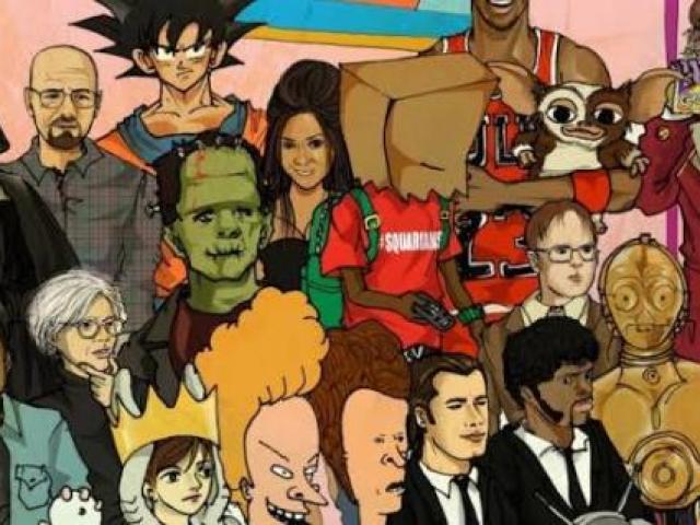 Qual personagem você seria?
