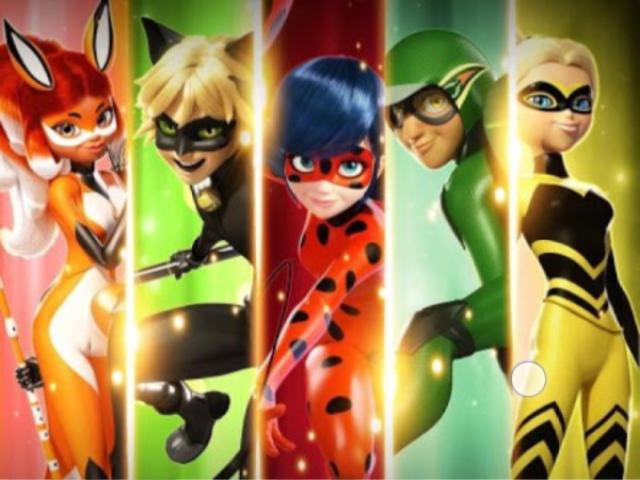 """Quanto você conhece sobre """"Miraculous: As Aventuras de Ladybug""""?"""