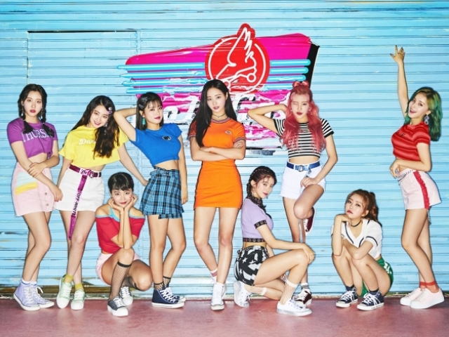 Qual integrante do Momoland seria seu Tipo Ideal?