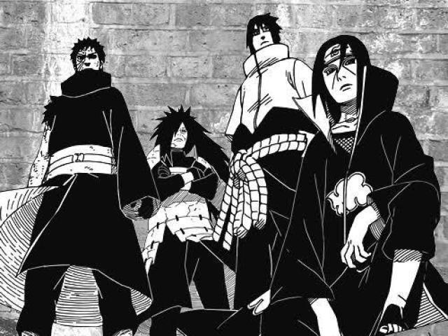 Naruto: Qual Uchiha você seria?