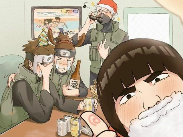 Qual personagem de Naruto você seria?