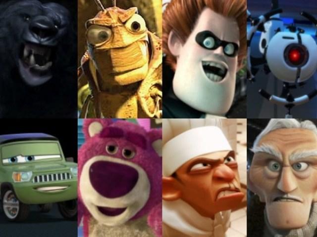 Qual vilão da Pixar você seria?