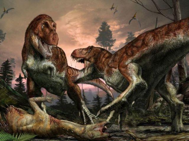 Que dinossauro você seria?