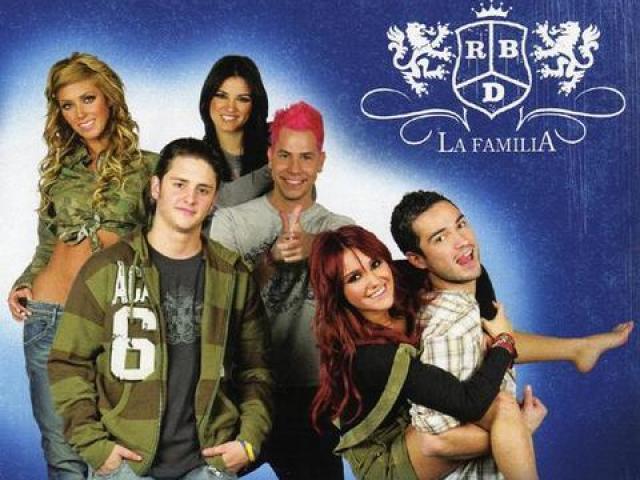 Você sabe tudo sobre RBD La familia?